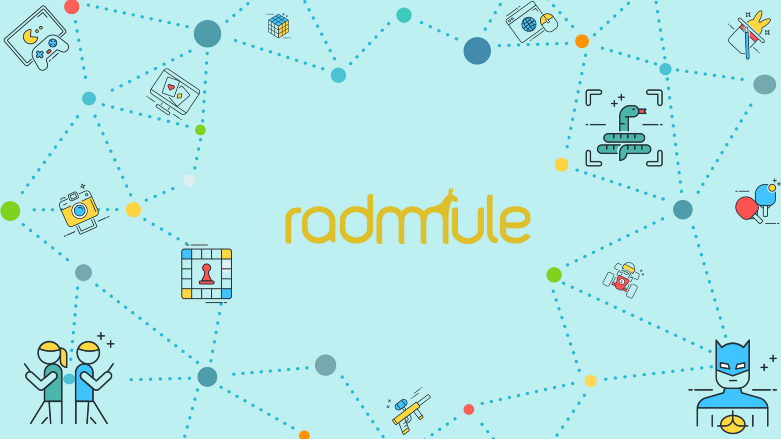 How RadMule Labs Will Tokenize the $70.3 Billion Mobile Games Market