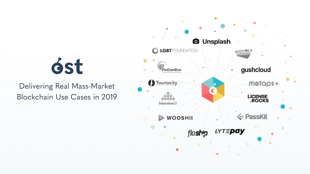 Why OST is best positioned to deliver mass-market blockchain usage in 2019