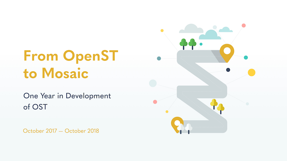 From OpenST Protocol to Mosaic