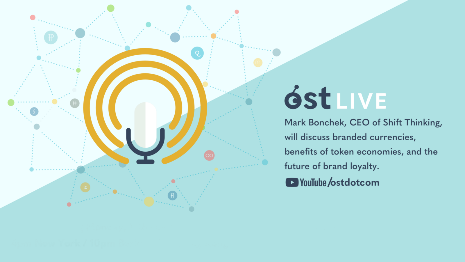 50th OST LIVE with Mark Bonchek, Founder & CEO of Shift Thinking — Branded Currencies and Tokenized Loyalty