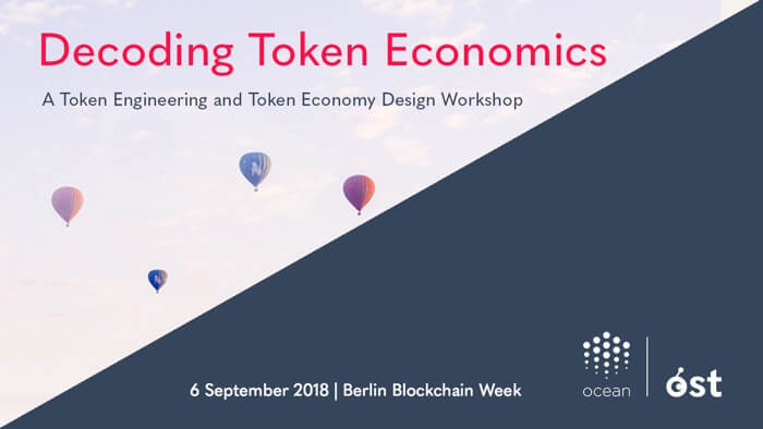 Decoding Token Economics: Insights from our Token Engineering & Token Economy Design Workshop at Berlin Blockchain Week