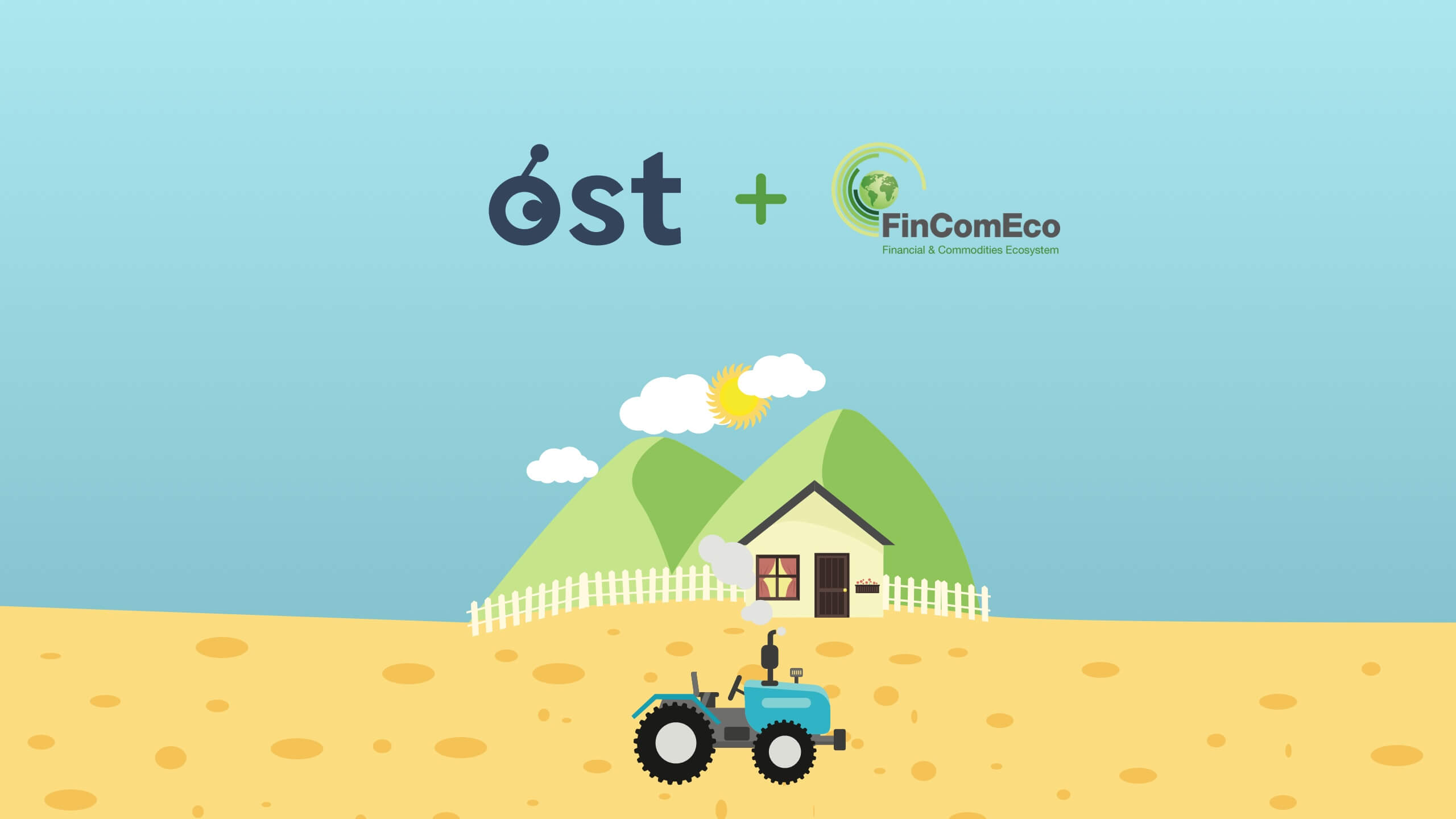 OST Partners With GMEX, Block Commodities and FinComEco