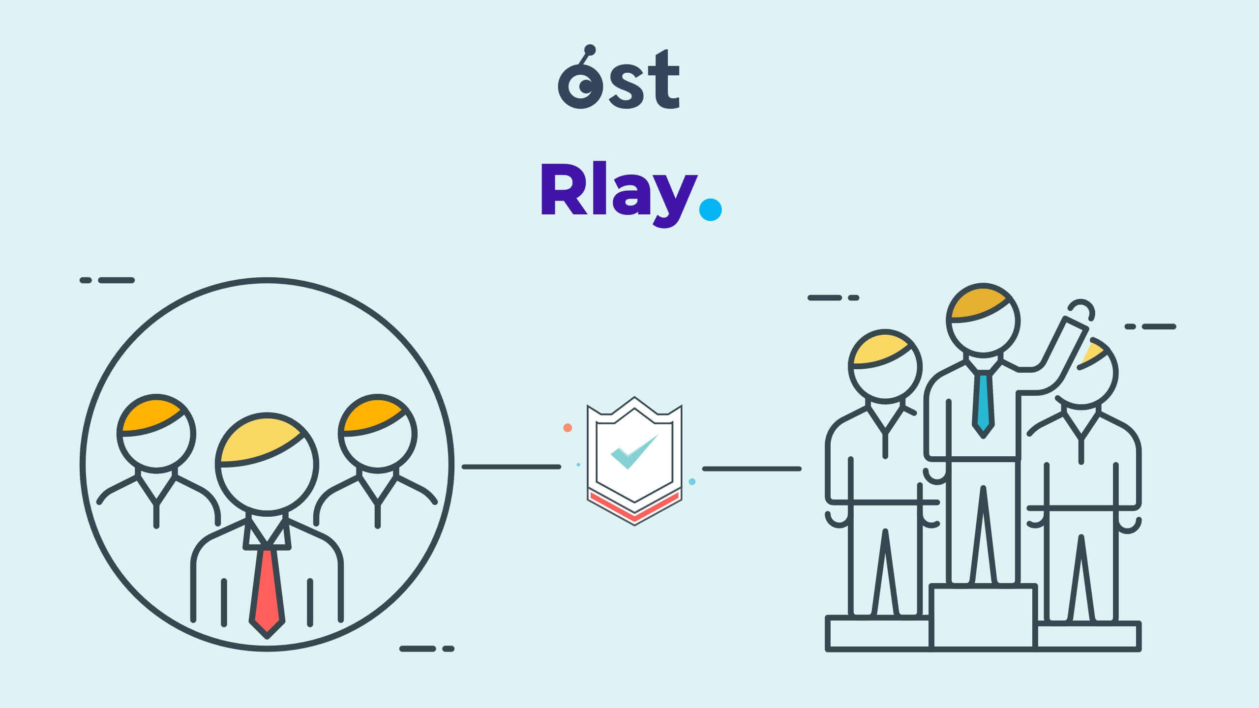 OST's Newest Partner, Rlay, to Make the World Honest & Accountable with Blockchain