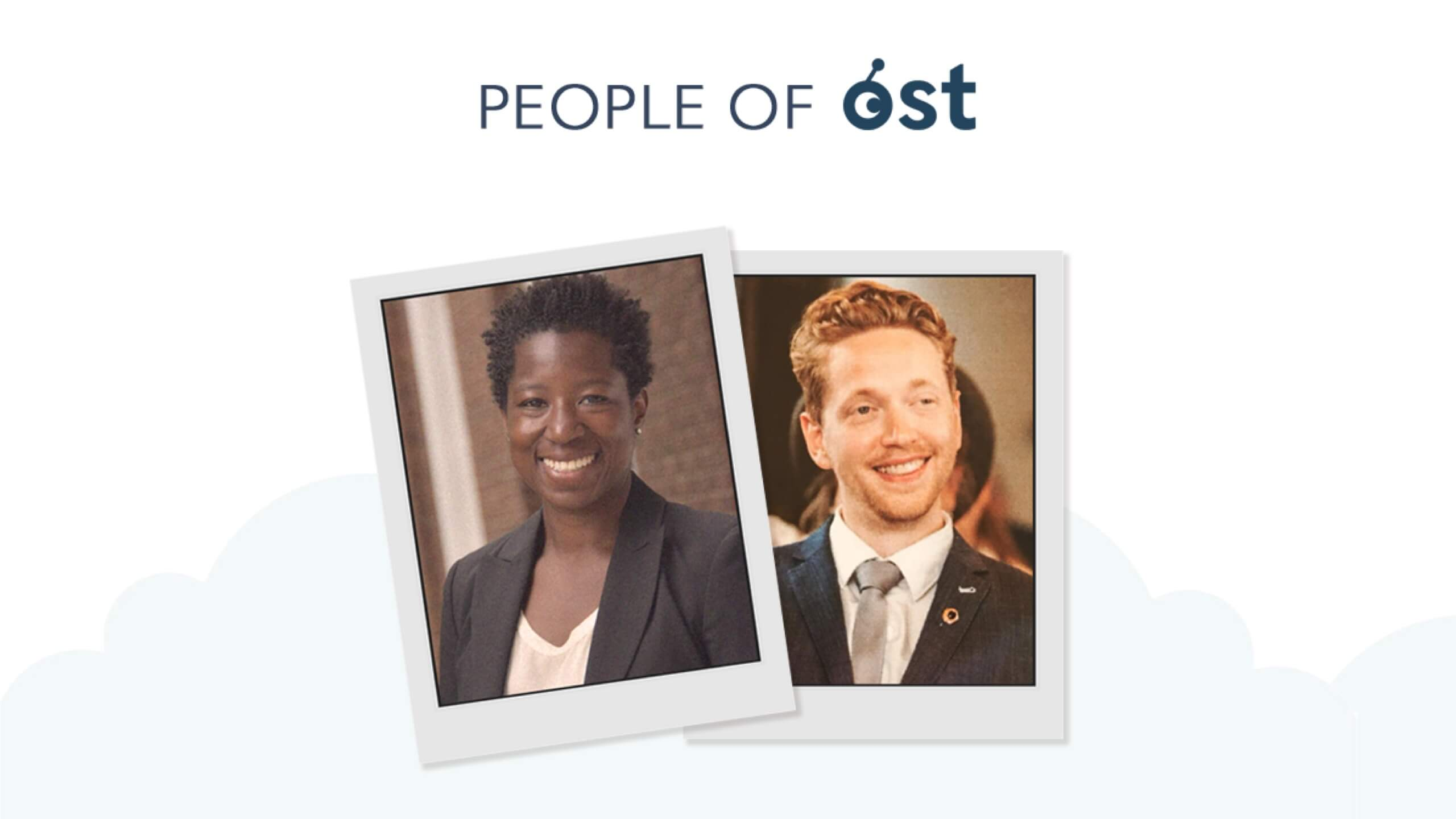 People of OST: Adeola & Wouter