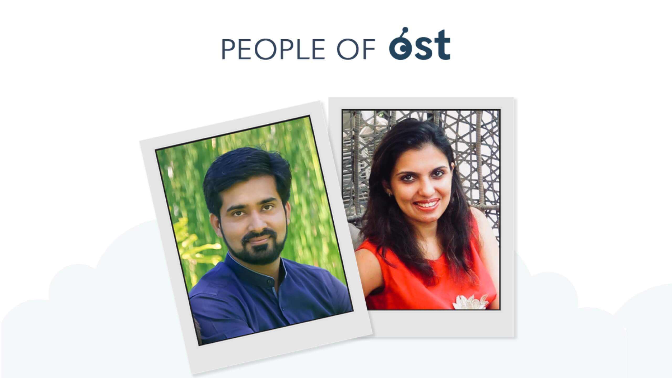 People of OST: Akshay and Junisha
