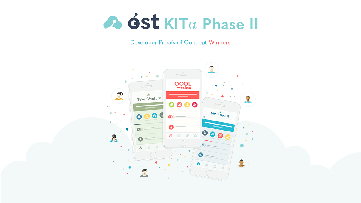 Announcing the winners of OST KIT⍺ Phase II Developer Challenge